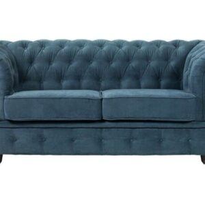 Chesterfield Manchester 2 pers sofa turkis
