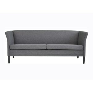 Nielaus London 3 pers. sofa - grå stof